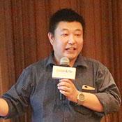 麦考林 信息部高级经理  朱锋