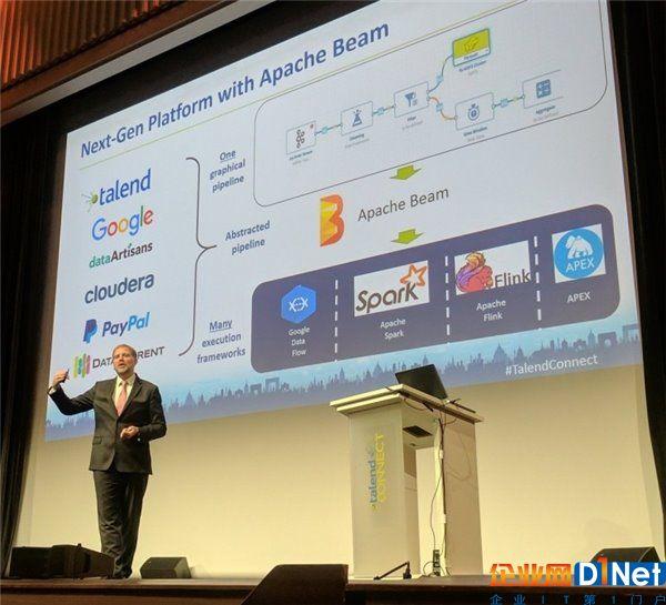 谷歌布局大数据:开源平台Apache Beam正式发布
