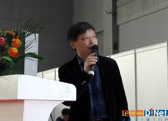 深圳市英威腾电动汽车驱动技术有限公司研发总监殷江洪