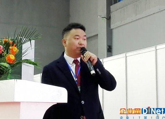 东莞市国灿电子科技有限公司CEO刘兆勇