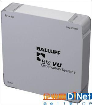 Balluff推出新款长距离RFID读卡器