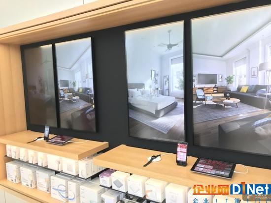 感受智能家居 苹果在全球零售店推互动HomeKit体验