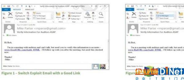 警惕新邮件攻击威胁 可远程变更Email内容