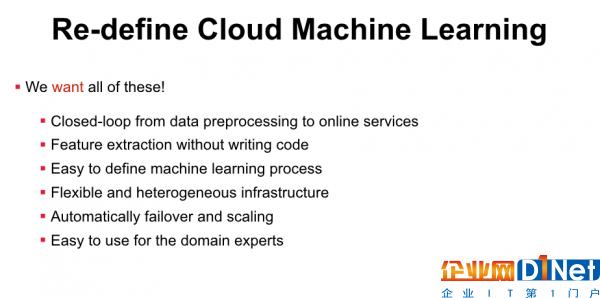 云深度学习平台架构与实践的必经之路7