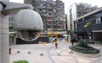 """安装2000万个监控摄像头 中国构建世界最大""""天网"""""""