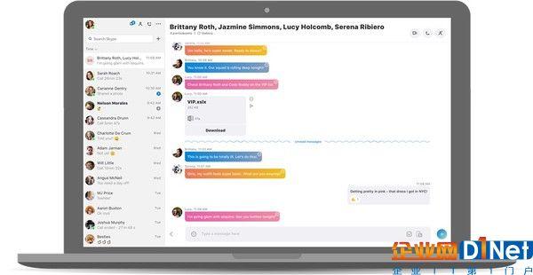 微软发布Skype Windows和Mac新版本