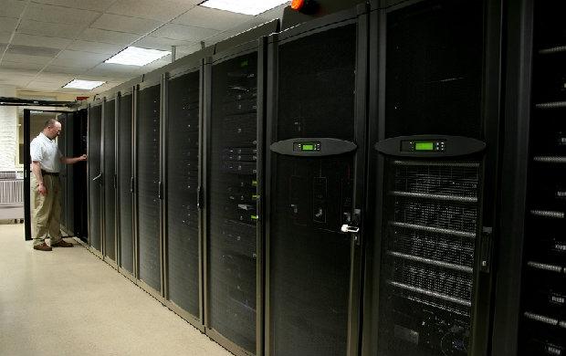 关于现代数据中心的功耗