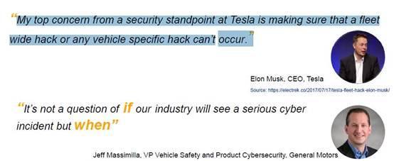 """""""黑客""""屡入侵 汽车网络安全如何保证?"""