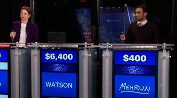 Watson在美国电视节目《危机边缘》中战胜人类