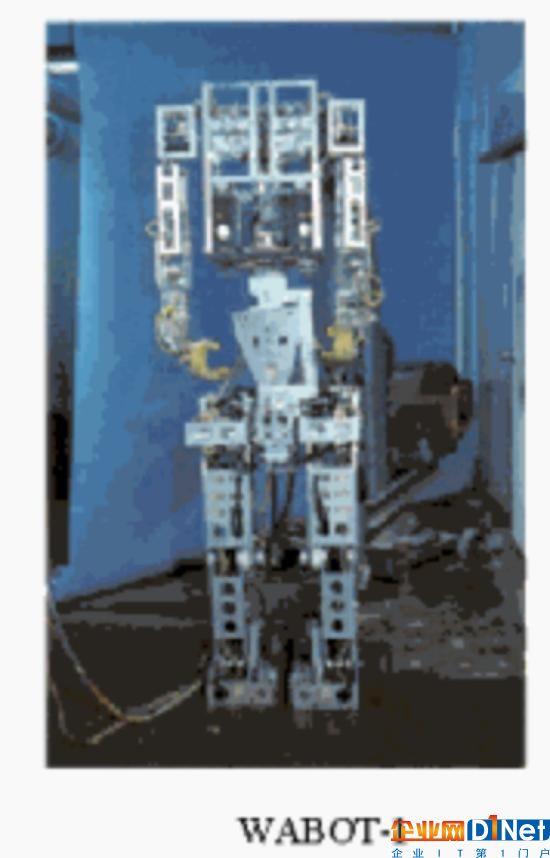 WABOT-1机器人
