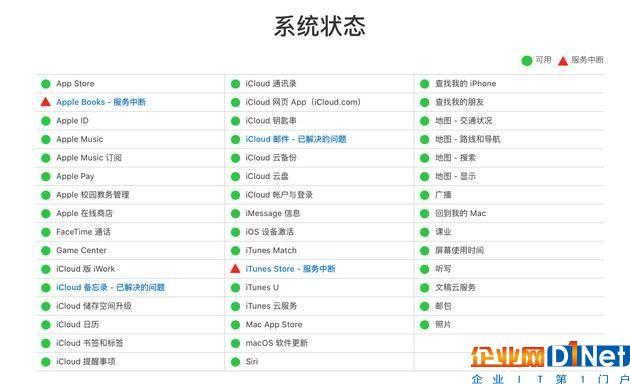 蘋果服務器疑似出現故障  部分網友Apple ID無法登錄