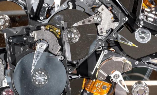 如何回收处理数据中心的存储硬件?