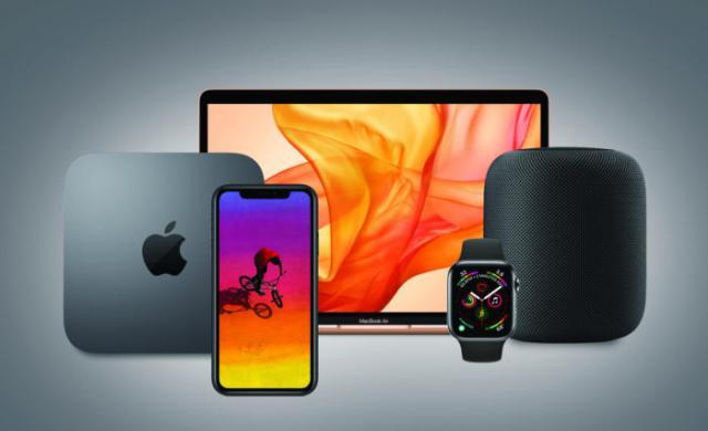 苹果的指导思想发生了变化,开始重点关注企业市场