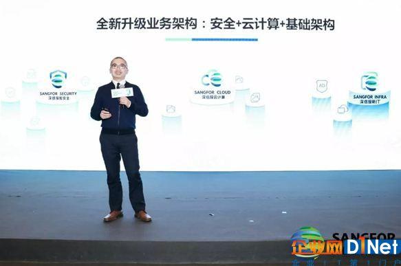深信服2019战略升级:三大业务品牌构筑企业数字化转型稳固基石