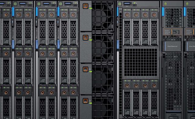 戴尔公司推出面向未来技术的高性能PowerEdge MX服务器