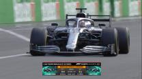 亚马逊云服务(AWS)与Formula 1共同宣布 2020赛季新增六项赛车性能统计数据