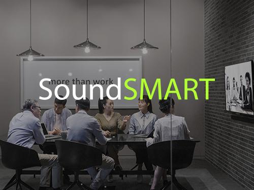 舒尔启动SoundSMART概念