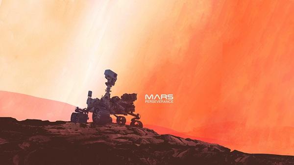 """人工智能在登陆火星的""""毅力号""""火星探测器中的应用"""